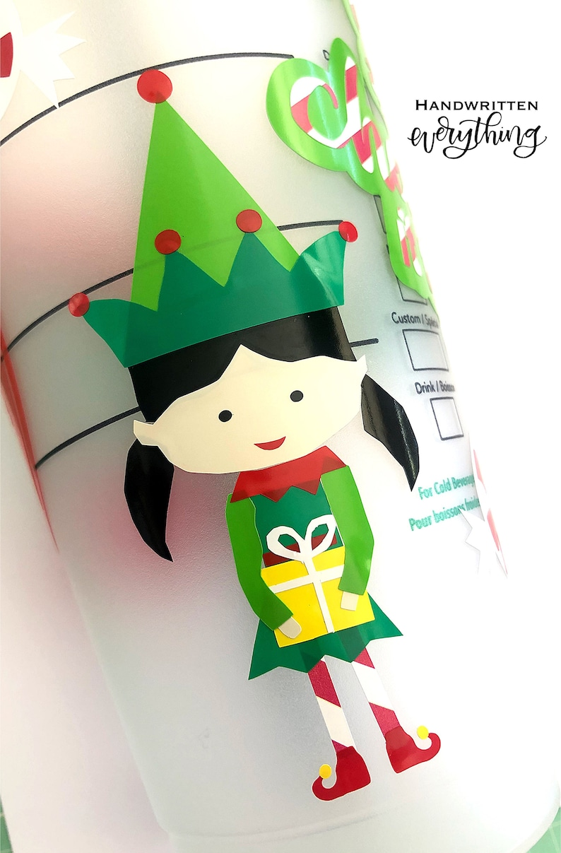 Easy Christmas Elf Paper Puppet with Templates - Red Ted Art ... | 1207x794