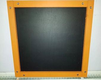 2ft x 2ft Outdoor/ garden chalkboard / blackboard