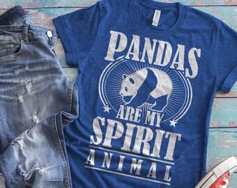 32414d86 Panda Shirt, Panda T-shirt, Panda Print, Panda Tee, Panda Vintage Tshirt,  Panda Party, Panda Bear Shirt, Spirit Animal, Womens Graphic Tee
