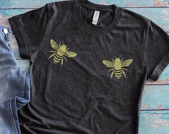 55bb63a0ff0 Honey bee shirt