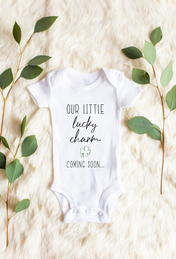 Toddler, Newborn Pregnancy Announcement Onesie Outdoors Baby Lucky Star The Greatest Adventure Shower Gift