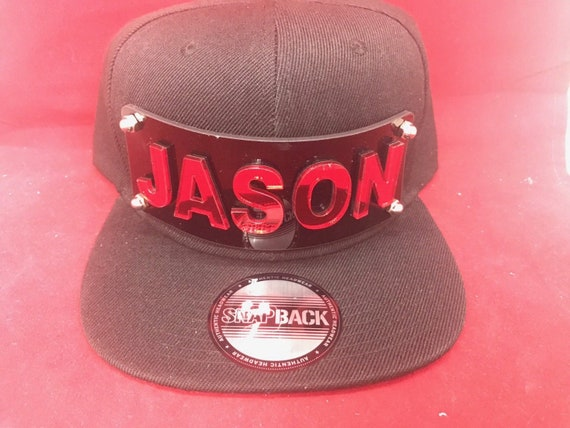 Custom Snapback Available in Different colours Name Logo etc Hat Gift Cap