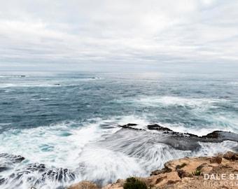 Ocean Landscape Print