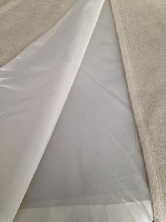 Pristine Bullocks Wilshire Vintage Coat - White W… - image 9