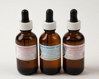 Flower Essences, Energetic Flower Remedies, Bach Flower Remedies, Rescue Remedy
