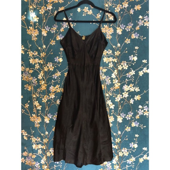 BIAS CUT Vintage Slip Dress XS