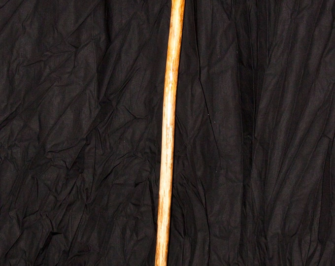 Back-To-Nature Handcrafted Wooden Hiking Stick, (50 Inches Tall) #1007
