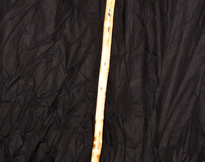 Back-To-Nature Handcrafted Wood Hiking Stick (50 Inches Tall) #1003