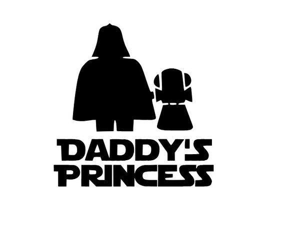 Star Wards Svg Disney S Svg Daddys Princess Svg Dad Etsy