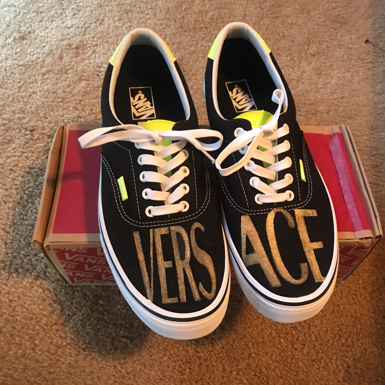 Any Shoe Customized, Versace Theme