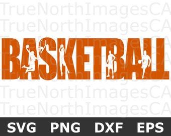 Basketball SVG Files / Basketball Player SVG / Basketball Cut File / Basketball Clipart / Basketball SVG Designs / Svg Files for Cricut