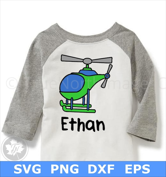 Helicoptere Svg Helicoptere Clipart Chopper Svg Etsy