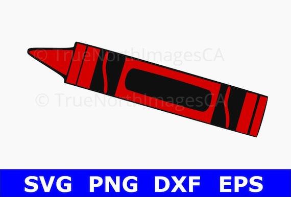 Crayon Svg Crayon Clipart Crayon Vector Crayon Png