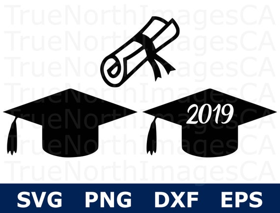 Graduation Svg Graduation Cap Svg Class Of 2019 Svg Etsy