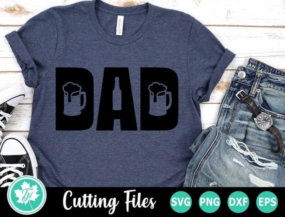 Dad Svg Beer Svg Fathers Day Svg Dad Beer Svg Dad Etsy