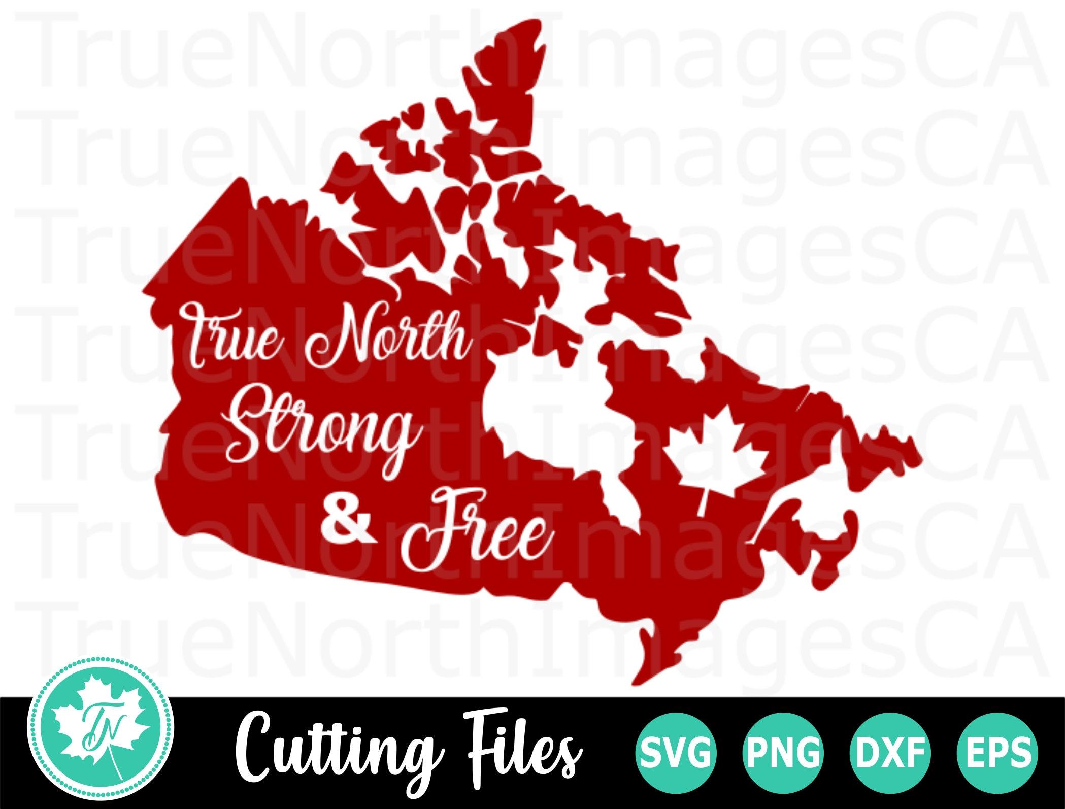 Canada Svg Canada Day Svg Canada Clip Art Canada Clipart Etsy