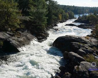 Big Chute Rapids
