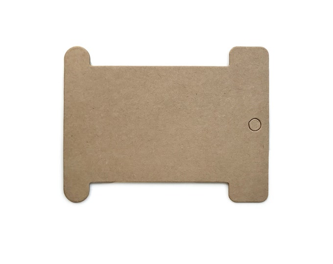 15PC/PACK H Shape Kraft Cardboard Spool Organizer, Over Kleshas