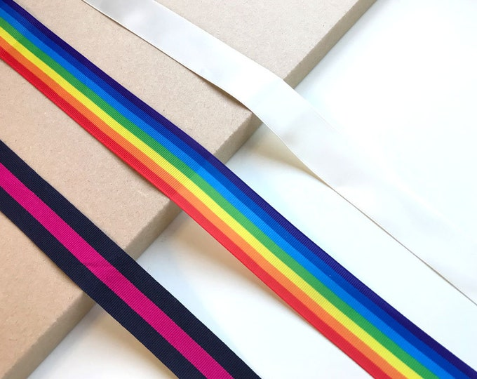 Multi-color& width fashion ribbon and tape trim