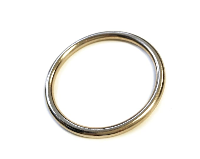 Gold Color Metal O Ring