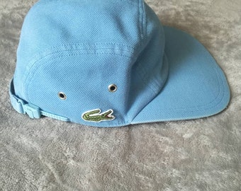 0fd5bbc3f3d9 Casquette Vintage Lacoste girolle taille 1