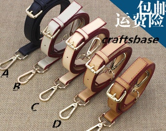 high quality PU Leather handbag Crossbody Shoulder Strap Adjustable Replacement 14