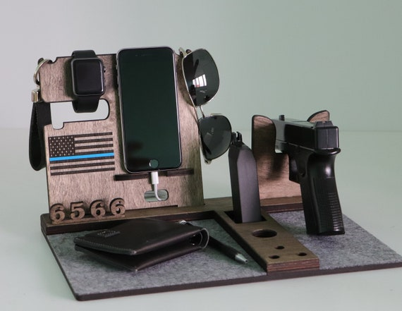 Phone Docking Station For Gun Custom Iphone And Gun Stand Etsy,What Paint For Bathroom Cabinets
