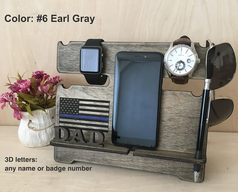 Fathers day Personalized gift, Docking station, Gift for dad, Birthday  Gifts, Dad Gifts, Gift for husband, Custom Daddy Gift from daughter