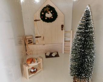 Fairy Door / Gnome Door / Fairy Door with Accessories