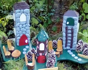 The Fairy Castles