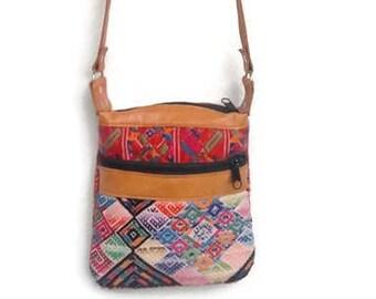 Huipil bags, croossover bags. passport bags, travel bag, boho bag, messenger bags