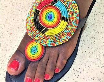 Maasai Spring Sandals