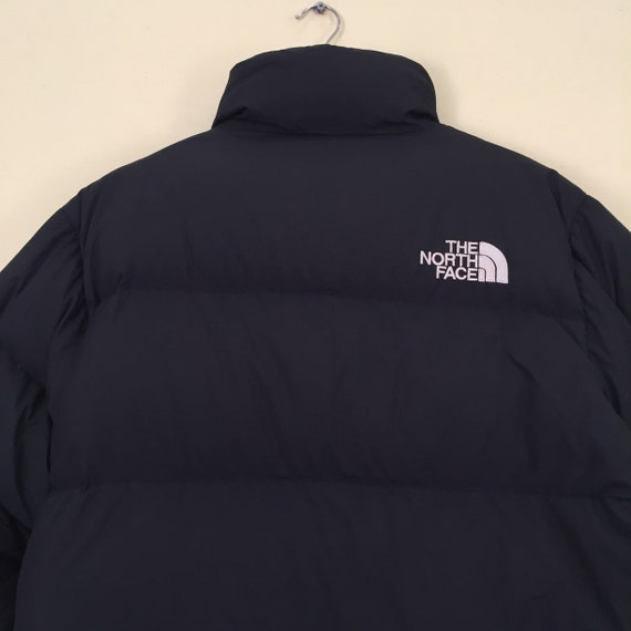 Vintage Nuptse Down Goose Jacket FACE THE Rare Very 600 Puffer NORTH Winter Jacket Jacket Fill Design r0rXR