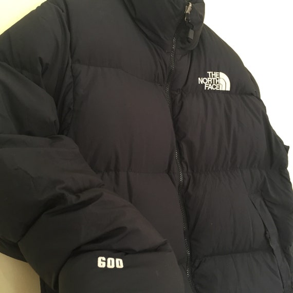 Rare NORTH Jacket Winter Down Fill THE Goose Design 600 Vintage Jacket Puffer Very Jacket Nuptse FACE vwp4qTaC