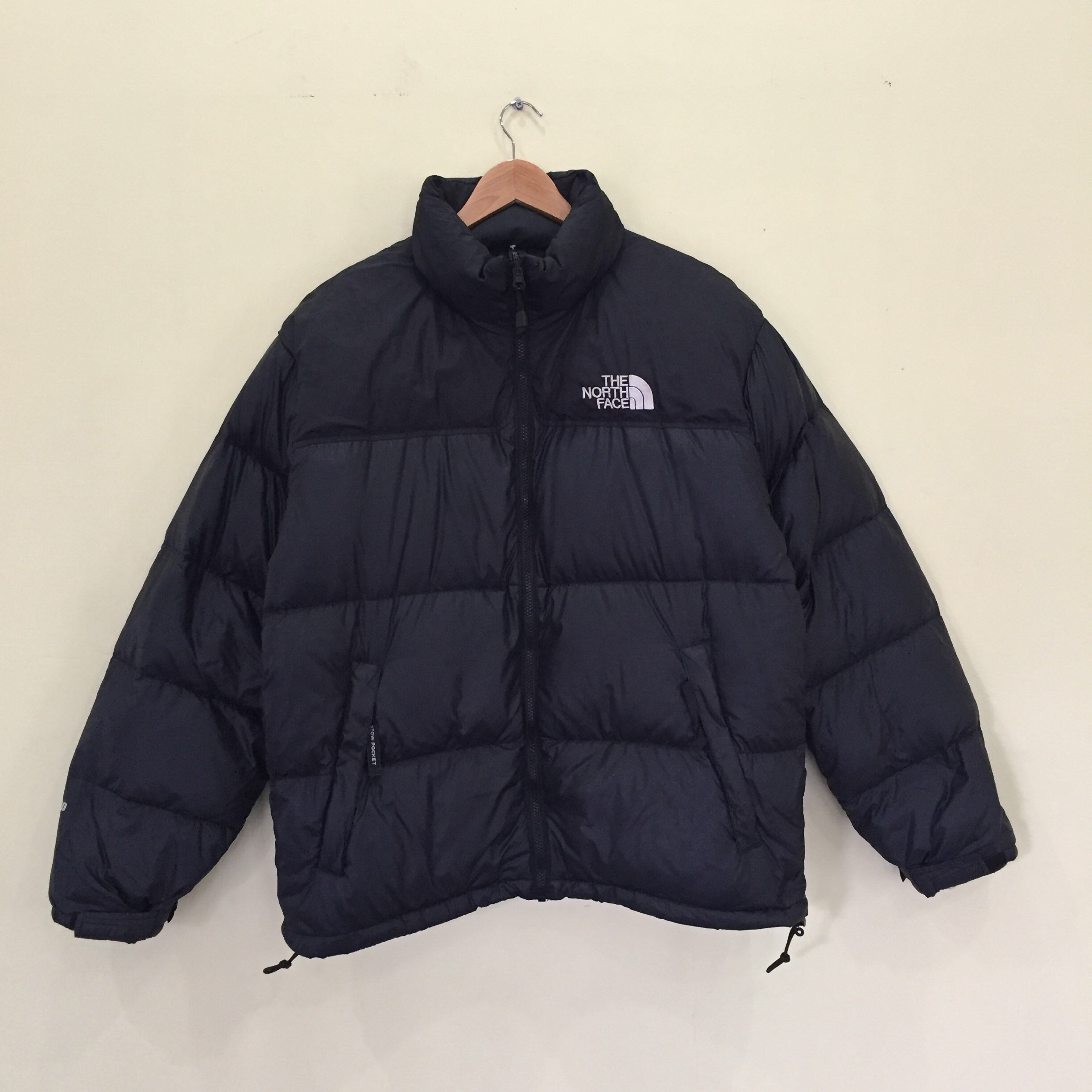b59c0e175 Vintage!! THE NORTH FACE Fill 700 Nuptse Goose Down Jacket With Stow Pocket  //Packable Jacket//Winter Jacket//Puffer Jacket// Tnf Jacket