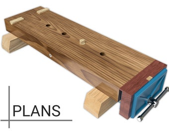 Wondrous Workbench Plans Etsy Lamtechconsult Wood Chair Design Ideas Lamtechconsultcom