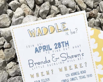 Waddle it be?