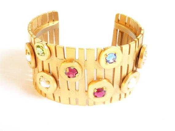 KARL LAGERFELD - Karl Lagerfeld cuff bracelet - ma
