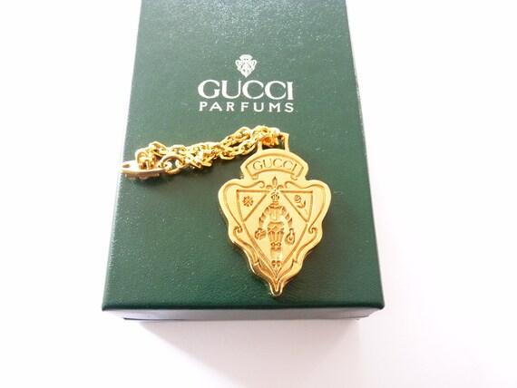 GUCCI - GUCCI keyring/jewelry bag