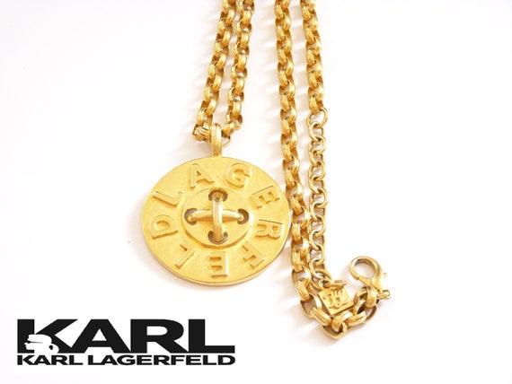 KARL LAGERFELD - necklace - Karl Lagerfeld necklac