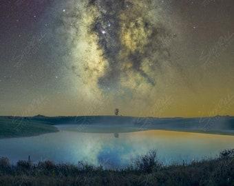 Late Summer Milky Way