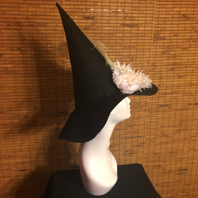 Pure Petals Witches Hat