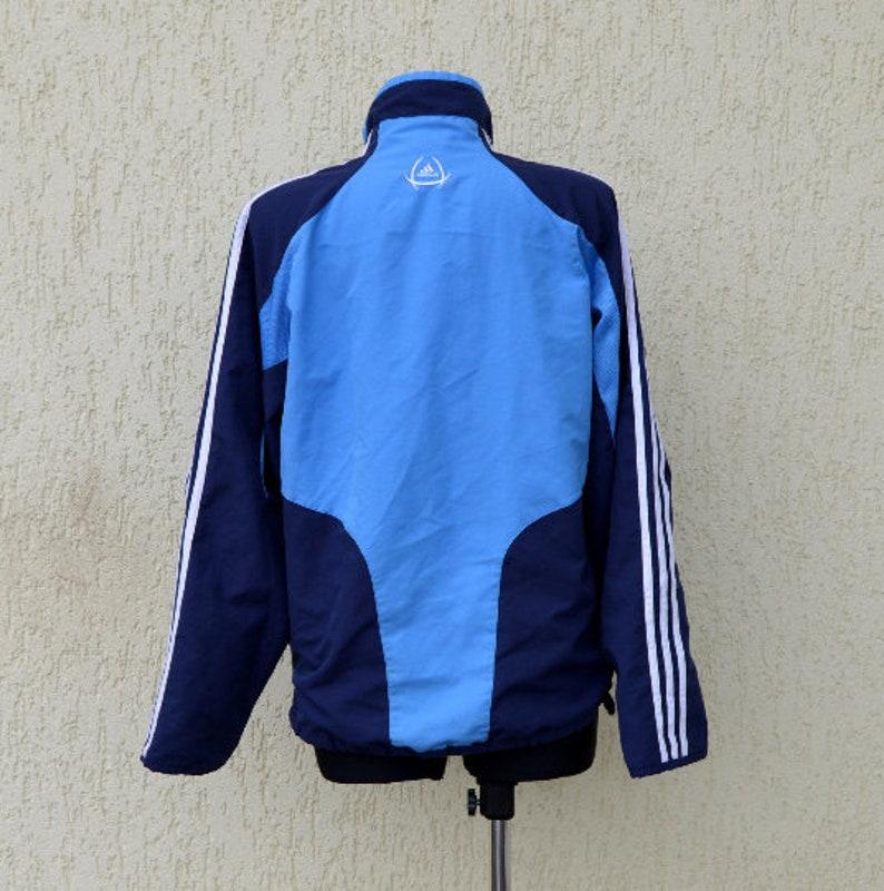retro adidas bomber jacket