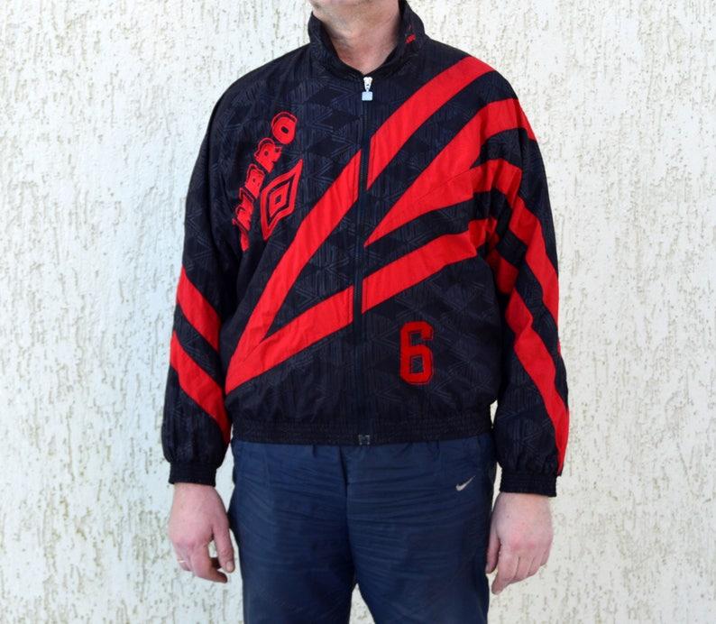 umbro sports jacket