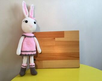 Amigurumi Bunny Girl