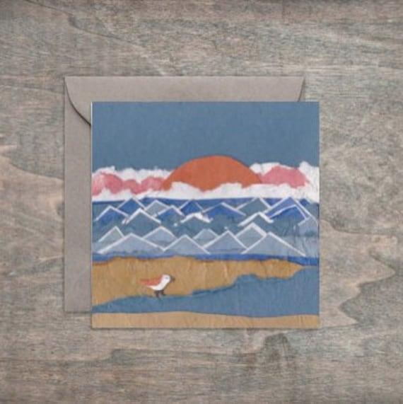 Beach Daze Framed Painting