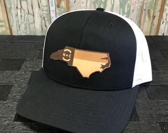 42b2597c9 North carolina hat | Etsy