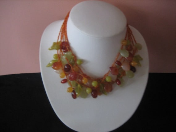 Multicolor Gemstone Set