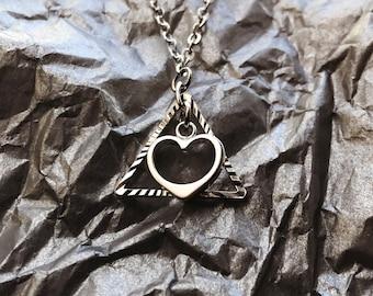 Adoption Symbol Necklace, Adoption Gifts, Adoptive Parents, Adoption Necklace, Adoption Jewelry, Adoption Symbol