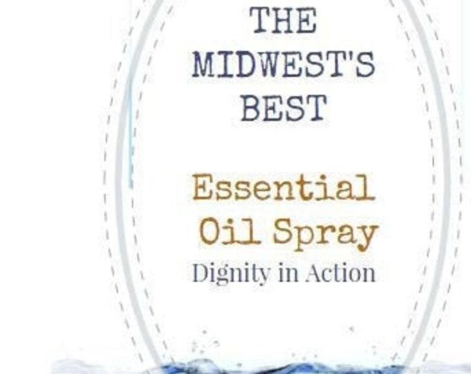 Perfume - Essential Oil Spray